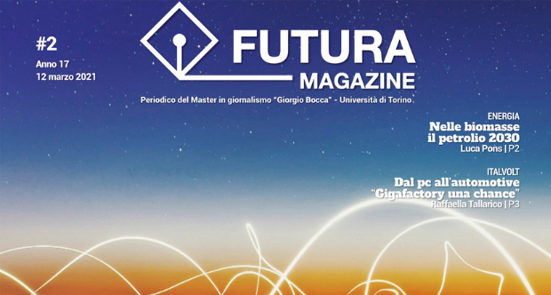 Futura Magazine secondo numero