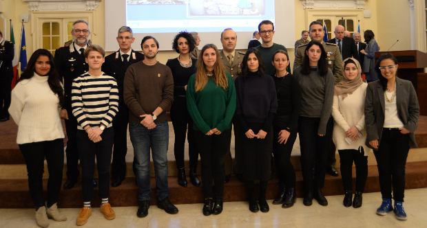 Master Internazionale in Cultural Property Protection in Crisis Response