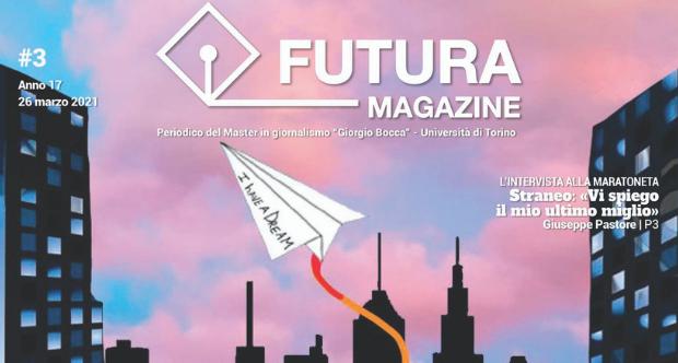 Futura Magazine 26 marzo 2021