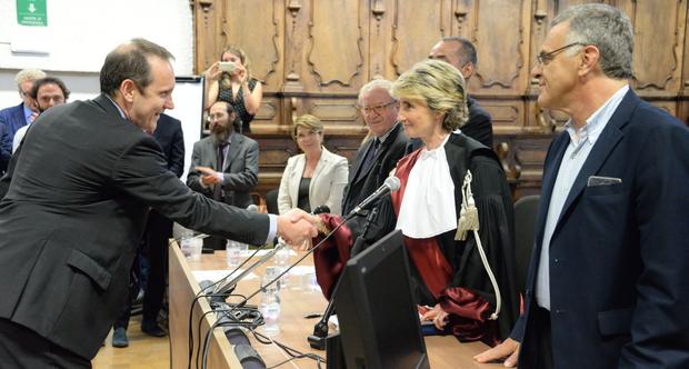 Proclamazione diplomati Master Aziende Sanitarie