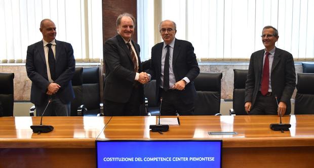 costituzione del Centro di competenza finanziato dal MISE sul Piano Industria 4.0