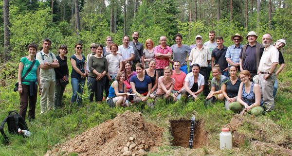 Links4Soils la gestione sostenibile del suolo nello Spazio Alpino