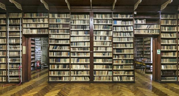 Biblioteca Storica di Ateneo Arturo Graf