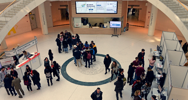 Giornate di orientamento, dal 18 al 22 febbraio, Campus Luigi Einaudi