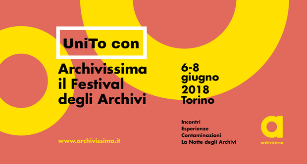 UniTo per Archivissima