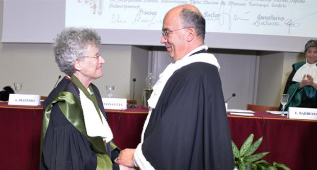 Laurea Honoris Causa Margaret Geller