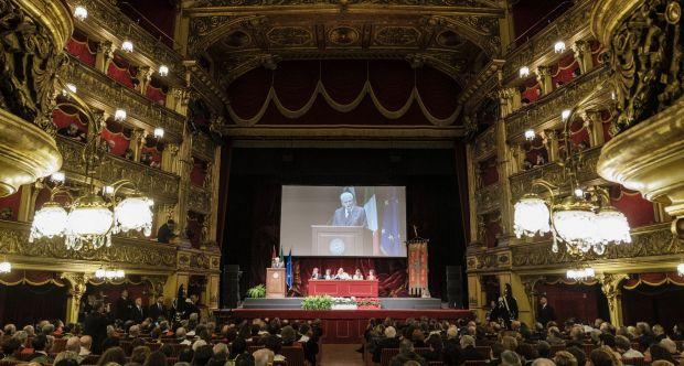 Inaugurazione AA 2018/2019 - Teatro Carignano - ph Andrea Guermani