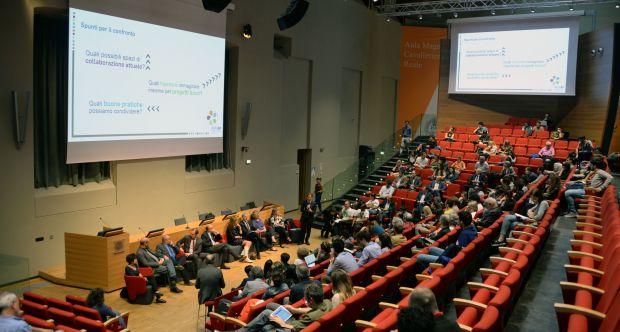 UniToGO Green Economy Blue Revolution - Aula Magna Cavallerizza