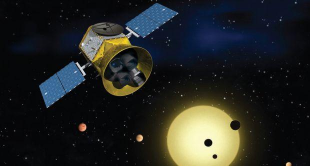 Il satellite TESS della NASA