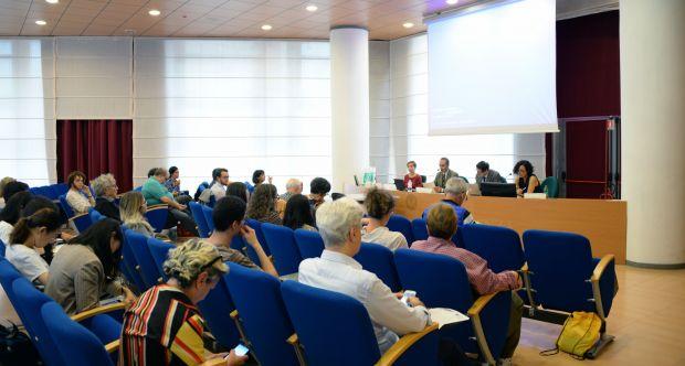 Gli sponsali controversi (MITO Settembre Musica), Sala Lauree Studi Umanistici, Palazzo Nuovo