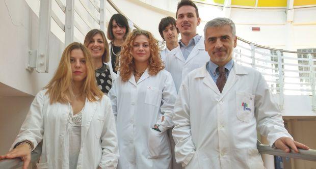 Gruppo di ricerca guidato dal Prof. Di Cunto-NICO