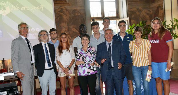 CUS Torino: premiazione atleti