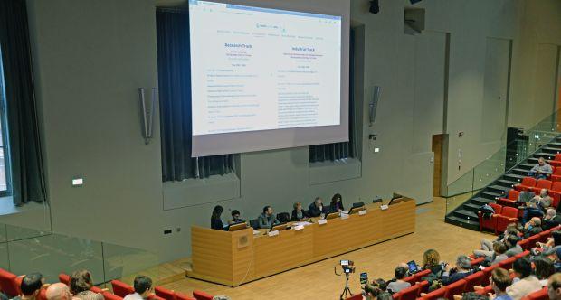 Il World Usability Day (WUD) nell'Aula Magna della Cavallerizza Reale a Torino